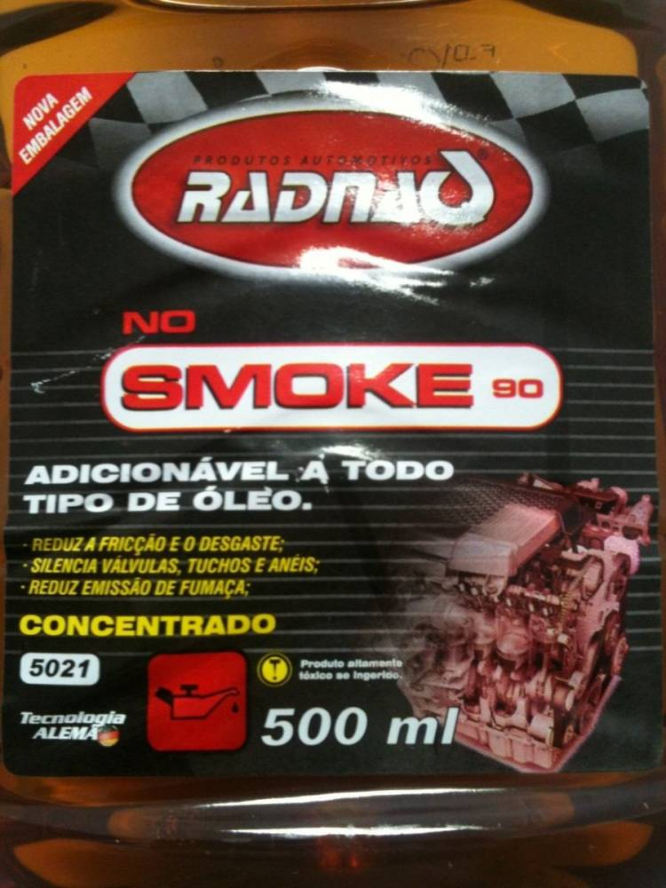 Break Smoke (500 Ml) Radnaq
