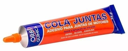 Cola Junta De Motor (Bisnaga 75 Gr) - Orbi Química