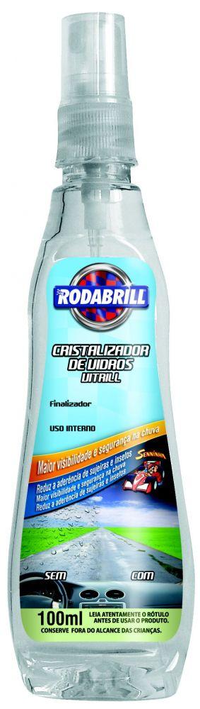 Cristalizador De Vidros (100Ml) - Rodabrill
