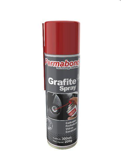 Grafite - Spray (300 ml) Permabond
