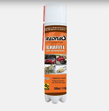 Grafite - Spray (300 ml) Radnaq
