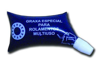 GRAXA AZUL CAIXA COM 150 UNIDADES