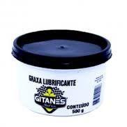 Graxa Lubrificante (500 Gr) - Gitanes