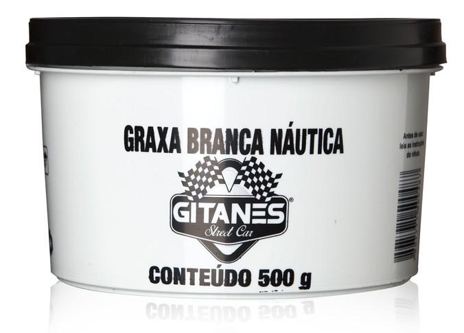 Graxa Náutica Branca ( 500 Gr ) - Gitanes