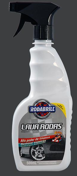 Lava Motor E Rodas Gatilho  (500 Ml) - Rodabrill