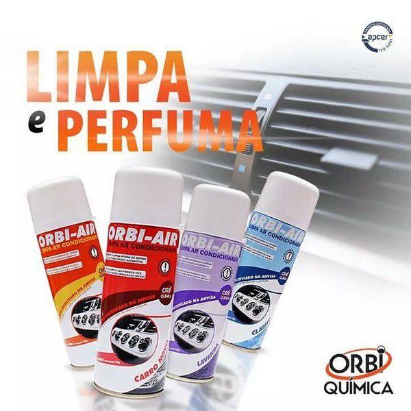 Limpa Ar Condicionado Granada (200ml) Orbi Quimica