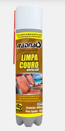 Limpa Couro Spray (300ml) Radnaq