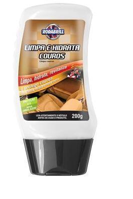 Limpa E Hidrata Couro (200 Ml) - Rodabrill