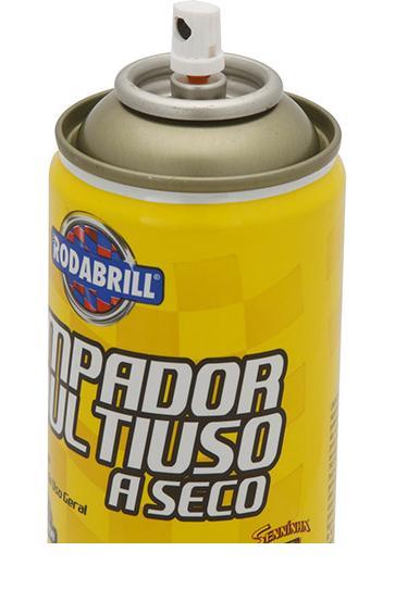 Limpador Multiuso A Seco - Rodabrill (300Ml)