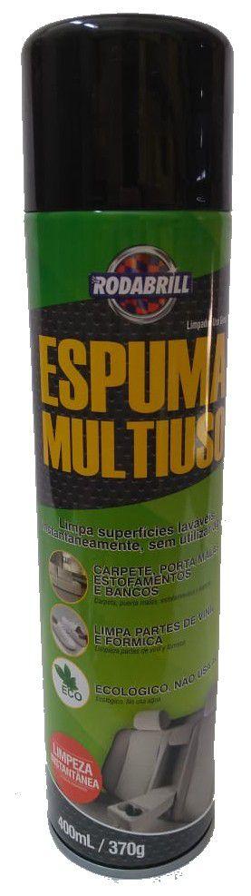 Limpador Multiuso A Seco Rodabrill 400ml
