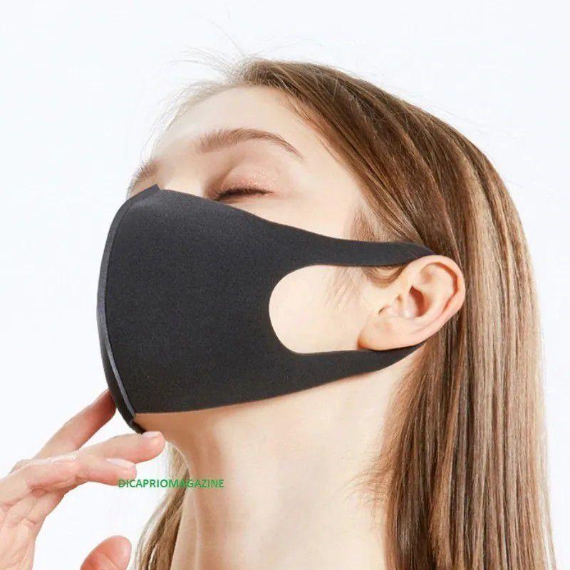 Mascara Neoprene - Cores Sotidas