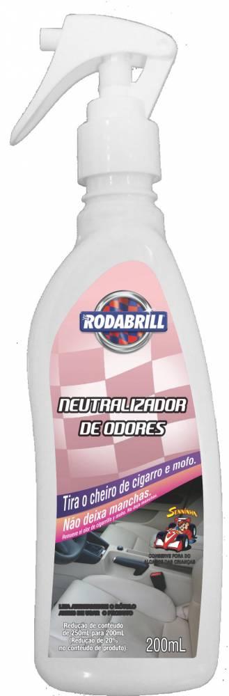 Neutralizador De Odores Tira Cheiro Rodabrill (200Ml)