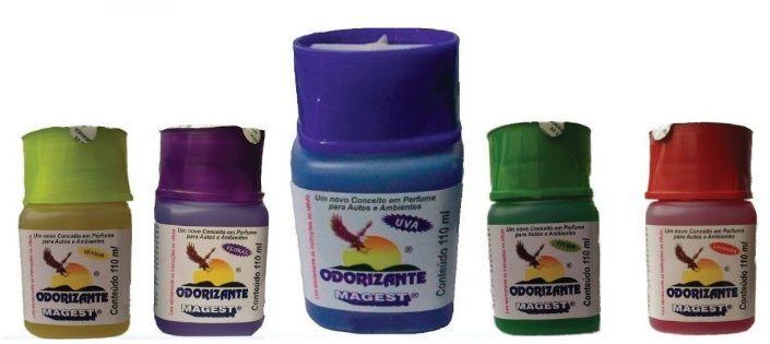 Odorizante Líquido (110 ML) Magest