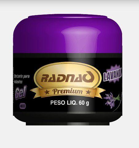 Odorizante Radgel  (60 Gr) Radnaq - Lavanda