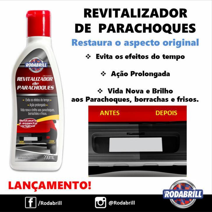 REVITALIZADOR DE PARACHOQUES RODABRILL (200ml)