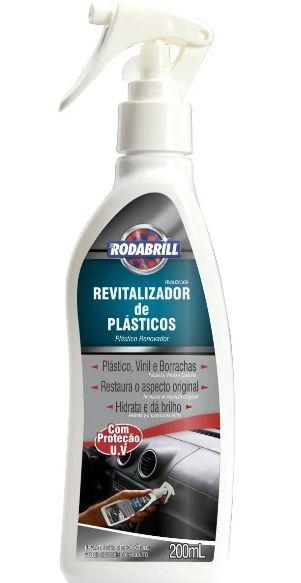 Revitalizador de Plásticos (200Ml) - Rodabrill