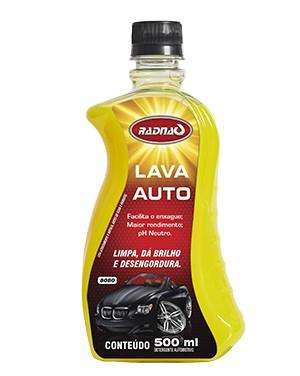 Shampoo Lava Auto Cremoso (500 Ml) Radnaq