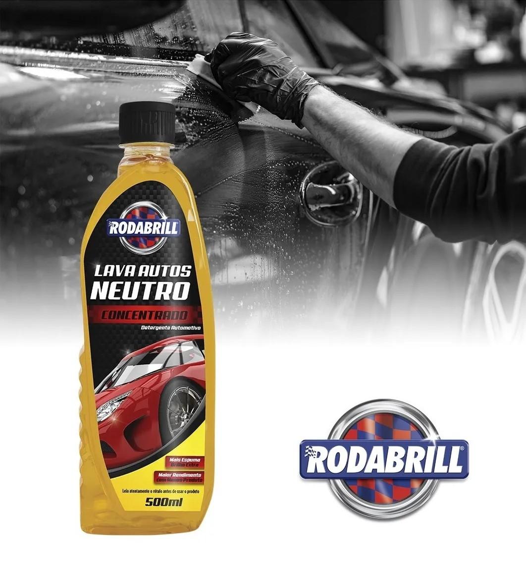 Shampoo Lava Autos (500 Ml) - Rodabrill