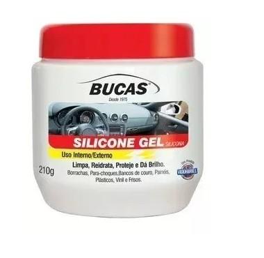 Silicone Gel Bucas (210 Gr) - Rodabrill