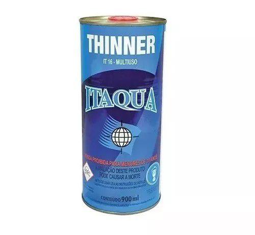 """Thinner """"16"""" Limpeza 900 Ml - Itaqua"""