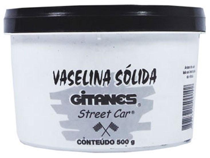Vaselina Sólida (500G) - Gitanes