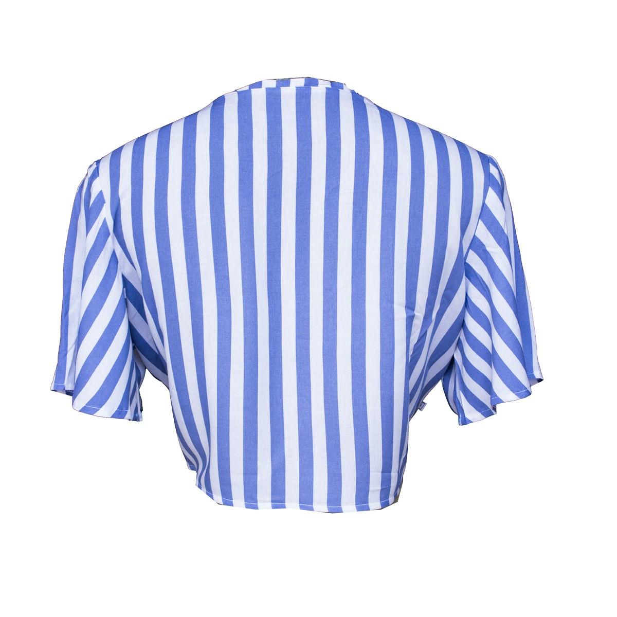 Camisa Andrêmeda Listrada