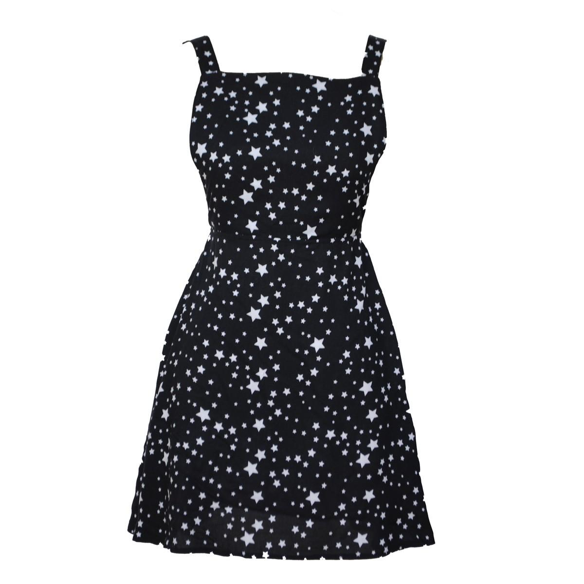 Salopete Constelação Estrelinhas