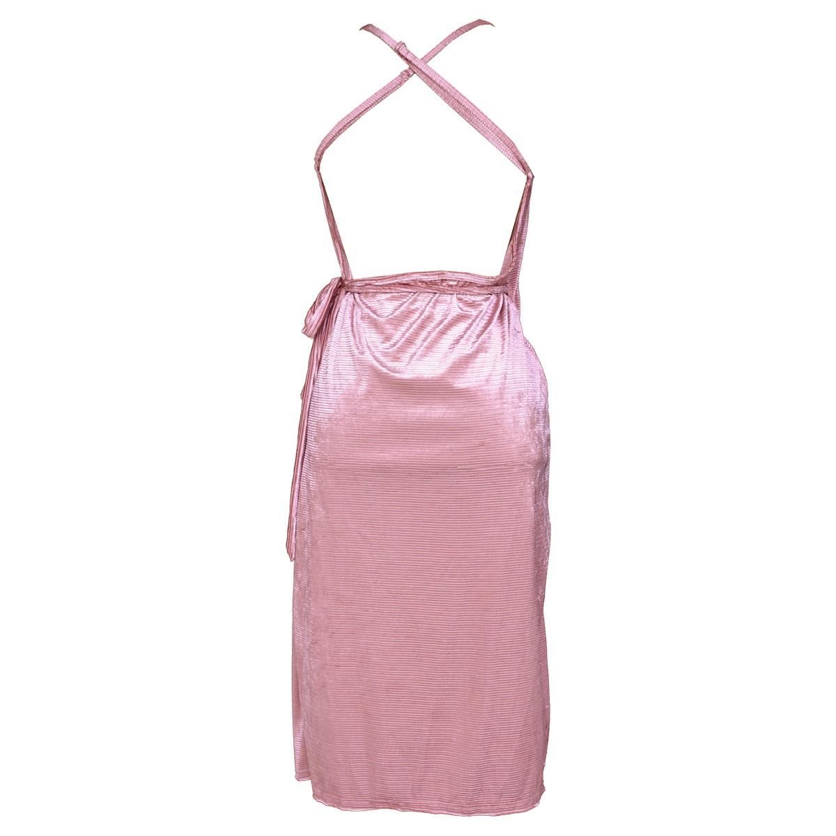 Vestido Monumentos Rosa