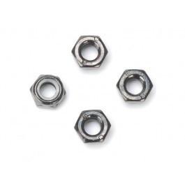 8131-707 - M6 Lock Nut 4 Pcs