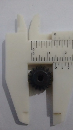8131-9M2 - 347184 Pinion Gear 18t - 1/10