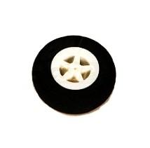10397 - Roda Light Foam (Diâmetro: 35mm, Largura: 11mm)