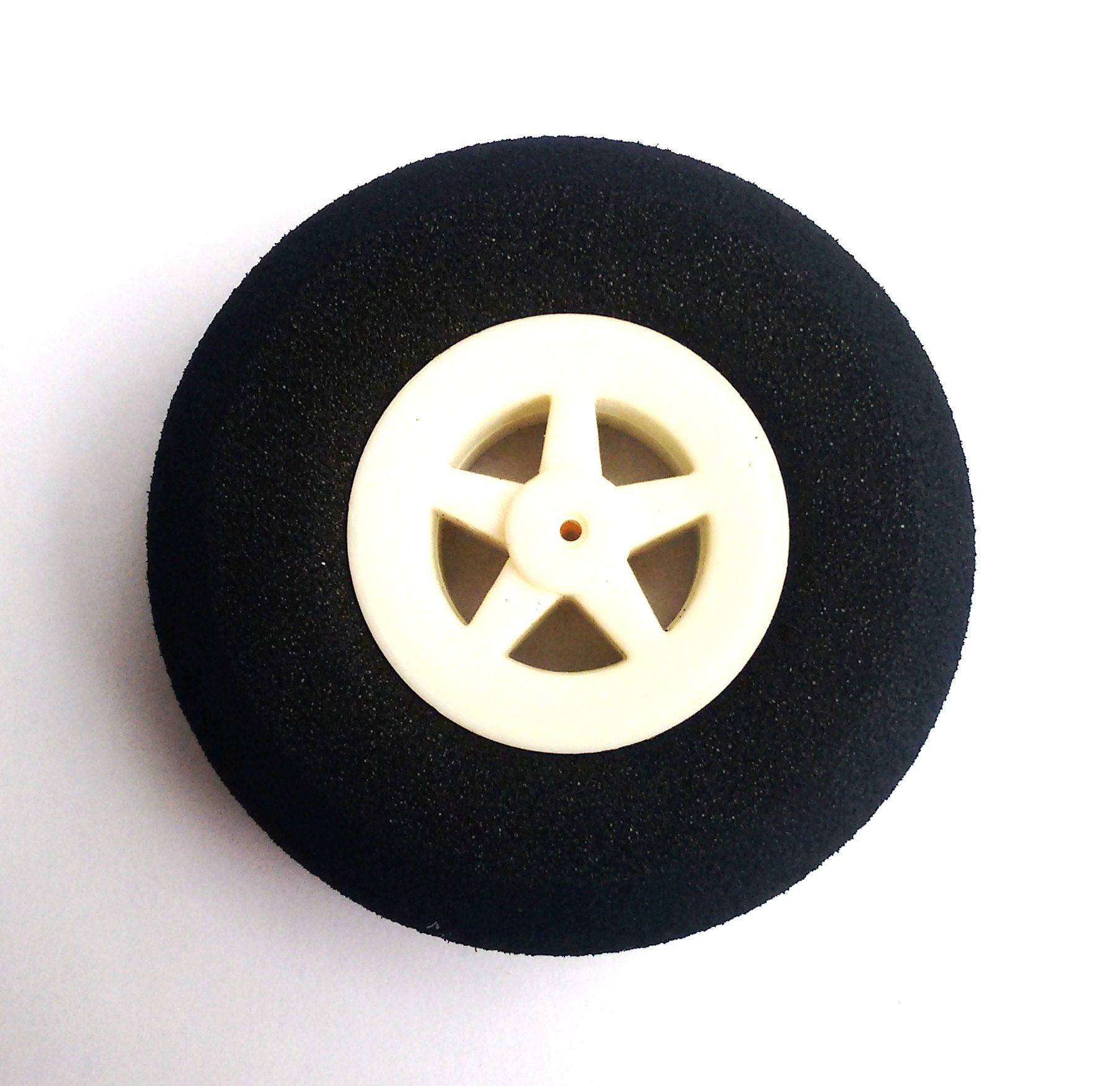 10398 - Roda Light Foam (Diâmetro: 40mm, Largura: 11mm)