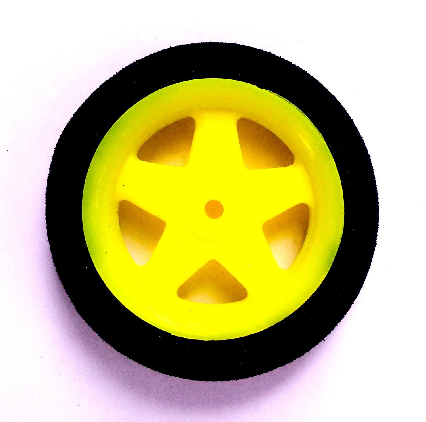 10399 - Roda Super Light 5 Spoke (Diâmetro: 36mm, Largura: 8mm)