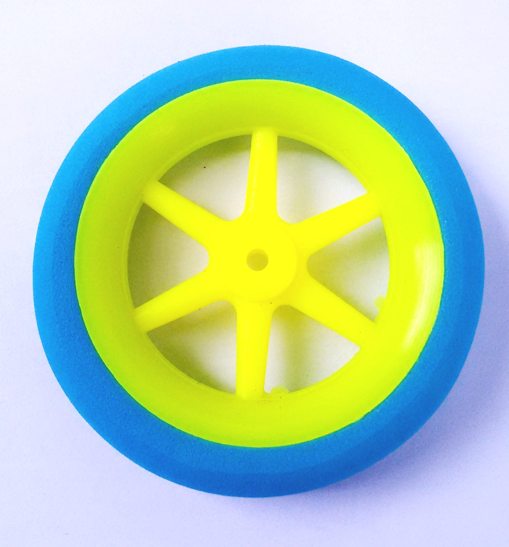 10404 - Roda Super Light Multi Spoke (Diâmetro: 50mm, Largura: 13mm)