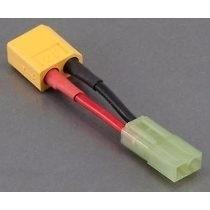10263 - Plug Adaptador Female Mini Tamiya - Male Xt60
