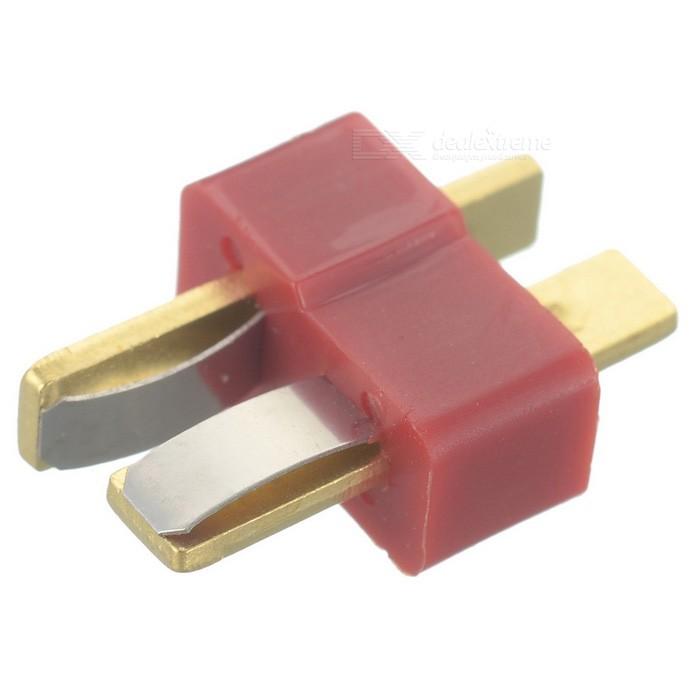 11981 - Plug Nylon T-Conector Macho (1 unidade)