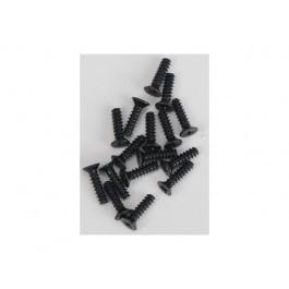 8381-104 - Parafuso 2.6x10mm Fh Coarse Thread Screws (16pcs)