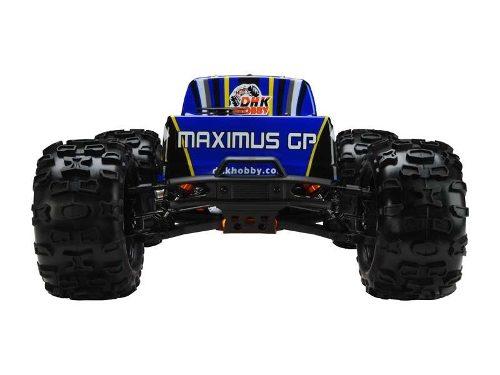 9382 - Automodelo DHK Truck Maximus Gp 1/8th Rtr Nitro 4wd