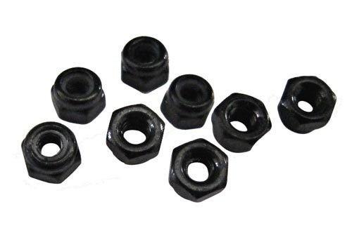 8381-306 - Porca Travante 3mm Nylon Nut (8pcs)
