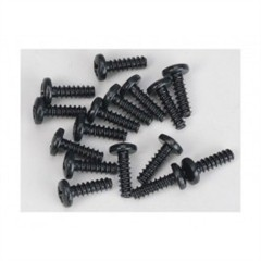 8381-703 - Parafuso 3x10mm Bh Coarse Thread Screw (16pcs)