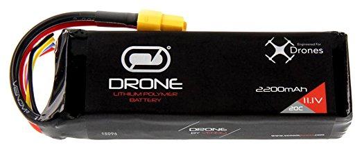 15096 - Bateria Lipo 3s 11.1v 2200mah - 20c De Descarga