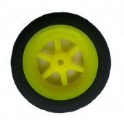 10403 - Roda Super Light Foam (Diâmetro: 40mm, Largura: 11mm)
