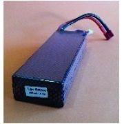 Lpb55441282-45 - Bateria Lipo 5200mah, 7,4v, 45c