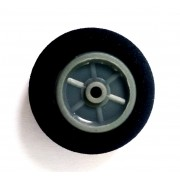 9854 - Roda Light Foam (Diâmetro: 25mm, Largura: 12mm)