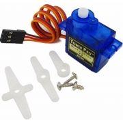 FP9G - Micro Servo Analógico 9g (1,6Kg/0.10Sec)