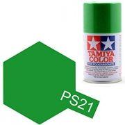 PS-21 - Tinta Spray Park Green Tamiya - 100ml