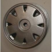 R-07 - Roda Diplomata Prata 1/10 escala (4und)