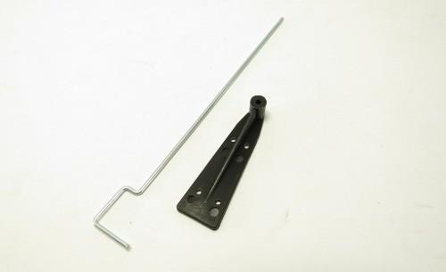 LHP-0954 - Kit Bequilha Traseira Com Suporte De Nylon