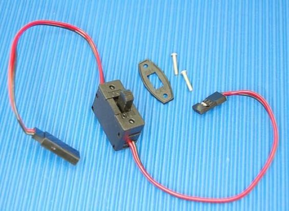 4841 - Chave Liga/Desliga JR Power Switch (2 plug)