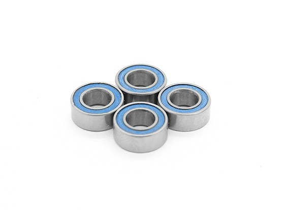 49332 - Rolamento 5x10x4mm Ball Bearing (4pcs)